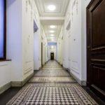 Gang im Ankerhaus von Otto Wagner in Wien
