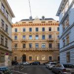 Das ehemalige Harmonietheater (Danzers Orpheum) von Otto Wagner