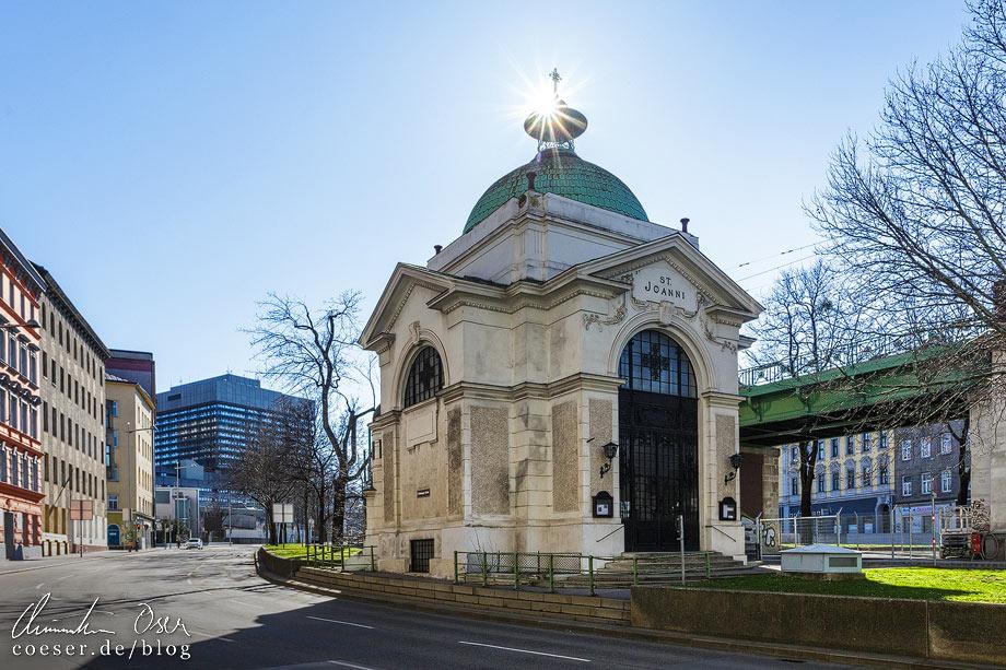 Johanneskapelle von Otto Wagner