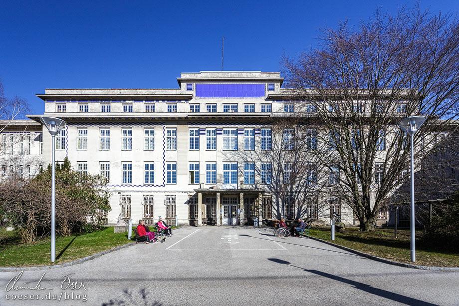 Lupuspavillon im Wilhelminenspital von Otto Wagner