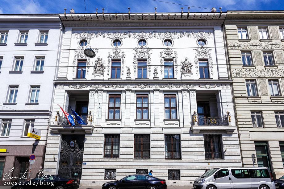 Palais Hoyos von Otto Wagner