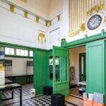 Der westliche Otto-Wagner-Pavillon am Karlsplatz wird als kleines Museum über den Architekten genutzt