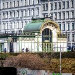 Der Otto-Wagner-Pavillon am Karlsplatz