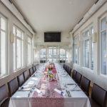 Kleiner Dachsaal im Schützenhaus von Otto Wagner