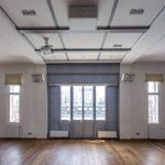 Großer Saal im Schützenhaus von Otto Wagner