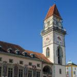 Das Alte Rathaus in Passau