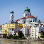 Der Dom St. Stephan (Stephansdom) in Passau