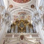 Die größte Orgel der Welt im Dom St. Stephan (Stephansdom) in Passau