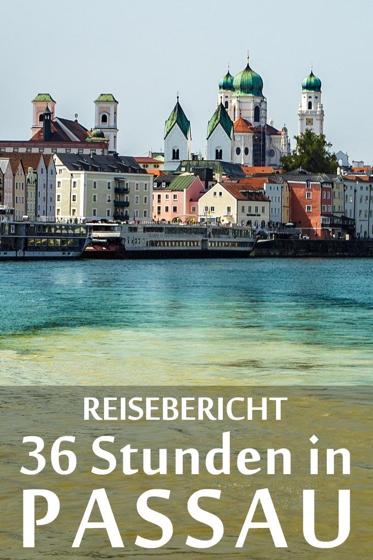 Passau: Reisebericht mit Erfahrungen zu Sehenswürdigkeiten, den besten Fotospots sowie allgemeinen Tipps und Restaurantempfehlungen.