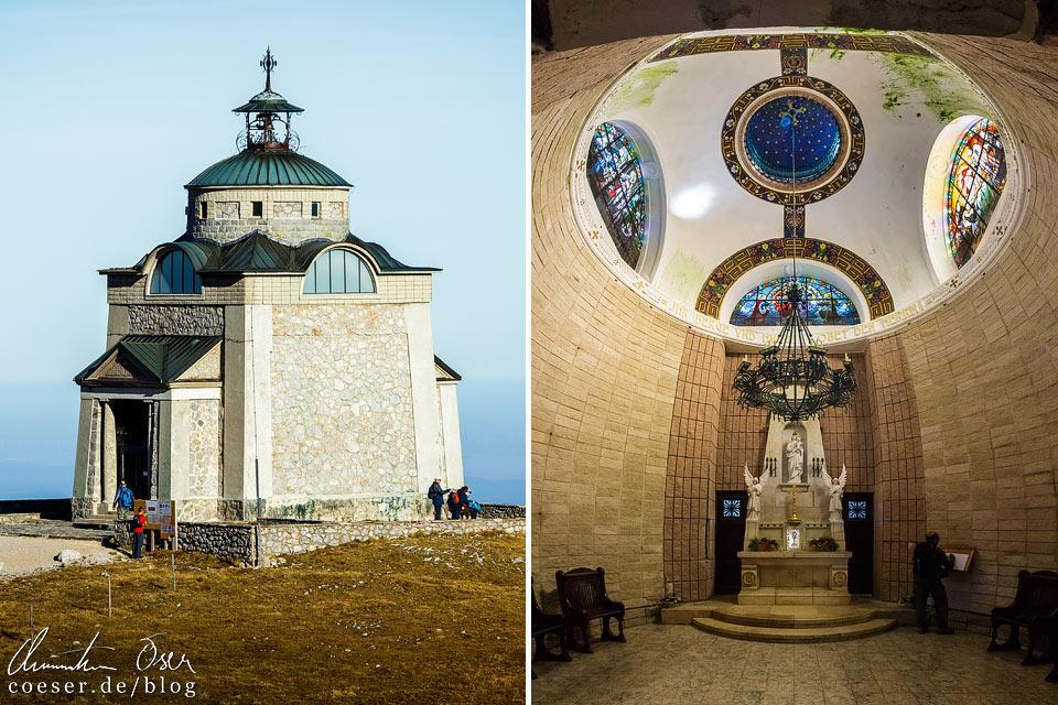 Kaiserin-Elisabeth-Gedächtniskirche auf dem Schneeberg