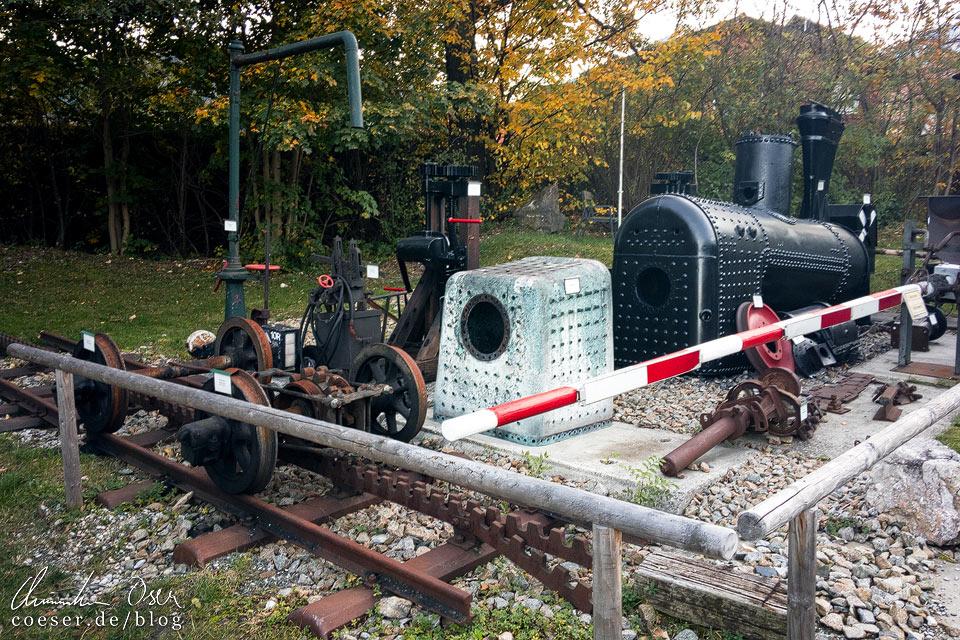 Historische Teile der Schneebergbahn
