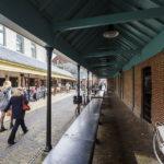 Der alte Fischmarkt (Vismarkt) von Alkmaar