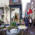 In den kleinen Gassen von Alkmaar gibt es viel zu entdecken