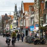 Die Shoppingmeile Laat in Alkmaar