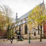 Außenansicht der Laurenskerk in Alkmaar