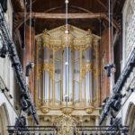 Orgel in der Laurenskerk von Alkmaar