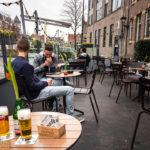Das Bierlokal Proeflokaal De Boom in Alkmaar
