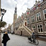 Das Stadhuis (Rathaus) von Alkmaar