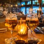 Innenansicht des Restaurant Wolf Hotel Kitchen & Bar