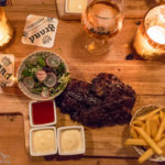 Spareribs im Restaurant Wolf Hotel Kitchen & Bar