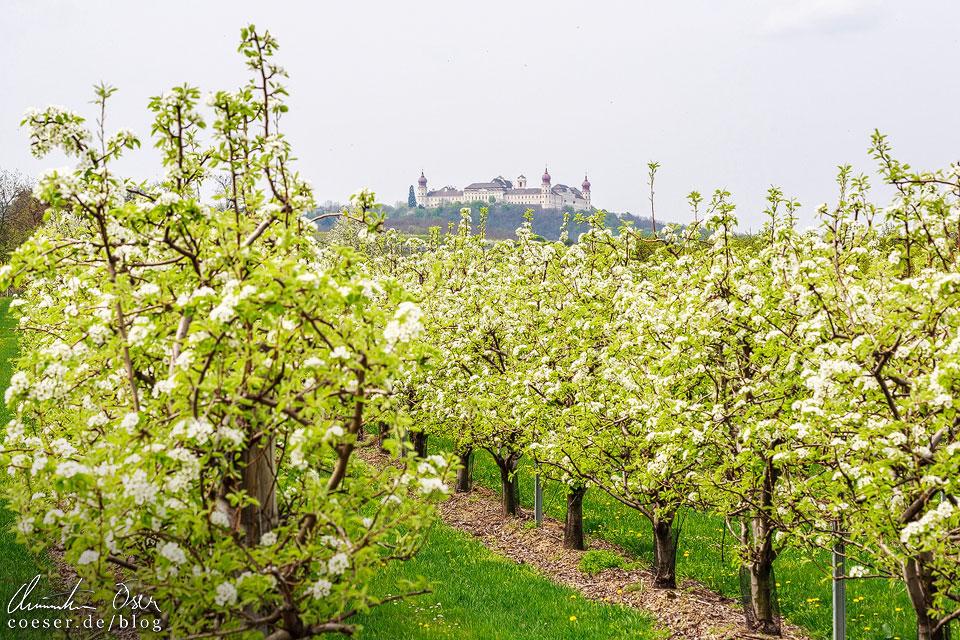 Stift Göttweig und Marillen-Erlebnisweg in der Wachau