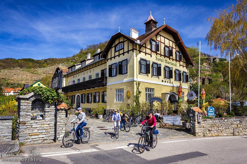 Hotel Mariandl in Spitz an der Donau in der Wachau