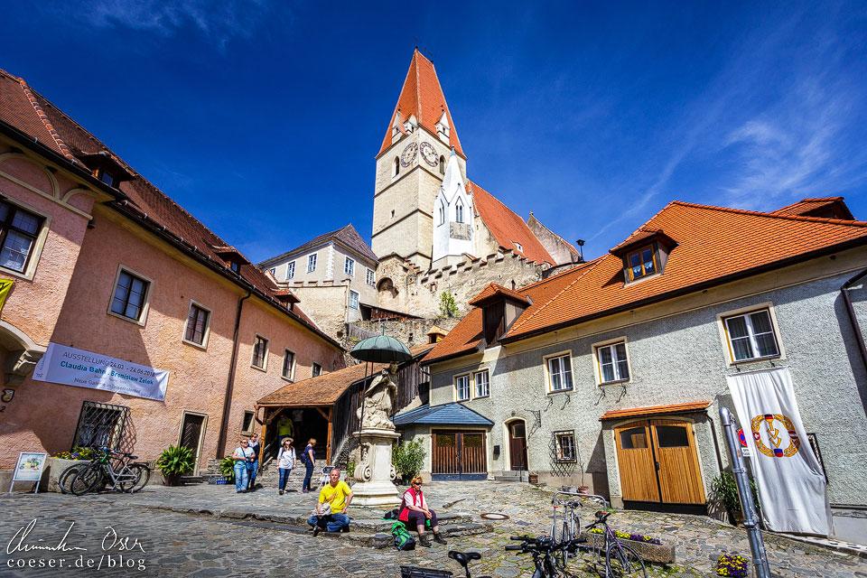 Pfarrkirche von Weißenkirchen in der Wachau