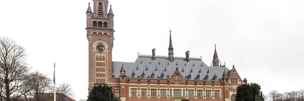 Friedenspalast in Den Haag