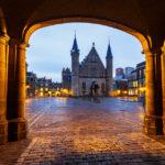 Der Binnenhof und Ridderzaal in Den Haag