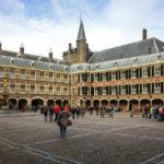 Der Binnenhof in Den Haag