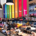 Innenansicht der Coffee Company in Den Haag