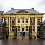 Das Mauritshuis in Den Haag