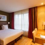 Doppelzimmer im Parkhotel Den Haag