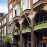 Außenansicht des Parkhotels Den Haag