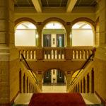 Treppenhaus im Parkhotel Den Haag