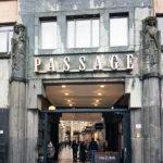 Ostportal der Passage in Den Haag