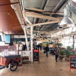 Innenansicht des Piers in Scheveningen