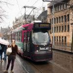 Die Straßenbahn von Den Haag