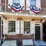Das B. Free Franklin Post Office in Philadelphia