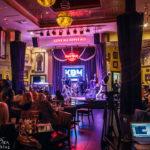 Innenansicht des Hard Rock Cafe Philadelphia
