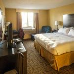 Doppelzimmer im Holiday Inn Express Hotel Philadelphia Penns Landing
