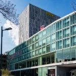 Außenansicht des citizenM Hotel Rotterdam