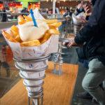 Typisch niederländische Hollandse Frites