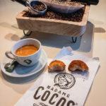 Cocosballs bei Madame Cocos in der Markthalle von Rotterdam