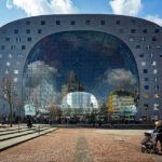 Außenansicht der Markthalle von Rotterdam
