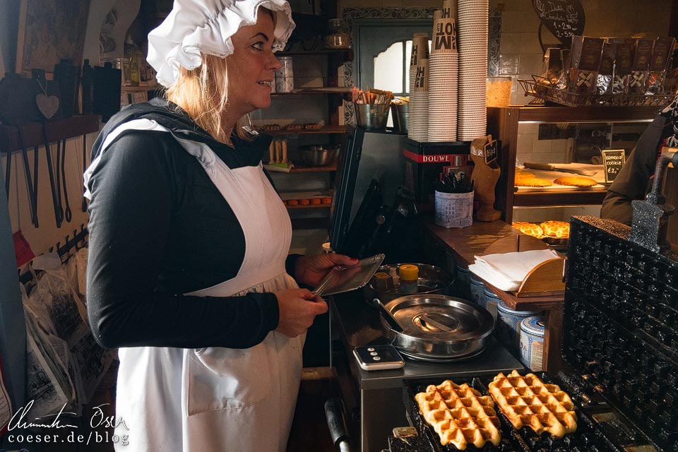 """Bäckereimuseum """"In de Gecroonde Duyvekater"""" in Zaanse Schans"""
