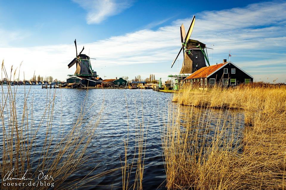 Windmühlen von Zaanse Schans