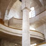 Innenansicht der Kreuzkirche in Dresden