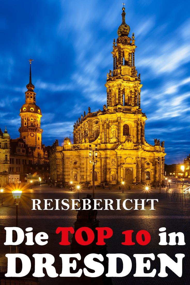 Dresden: Reisebericht mit allen Sehenswürdigkeiten, den besten Fotospots sowie allgemeinen Tipps und Restaurantempfehlungen.