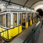 Die Standseilbahn in Dresden